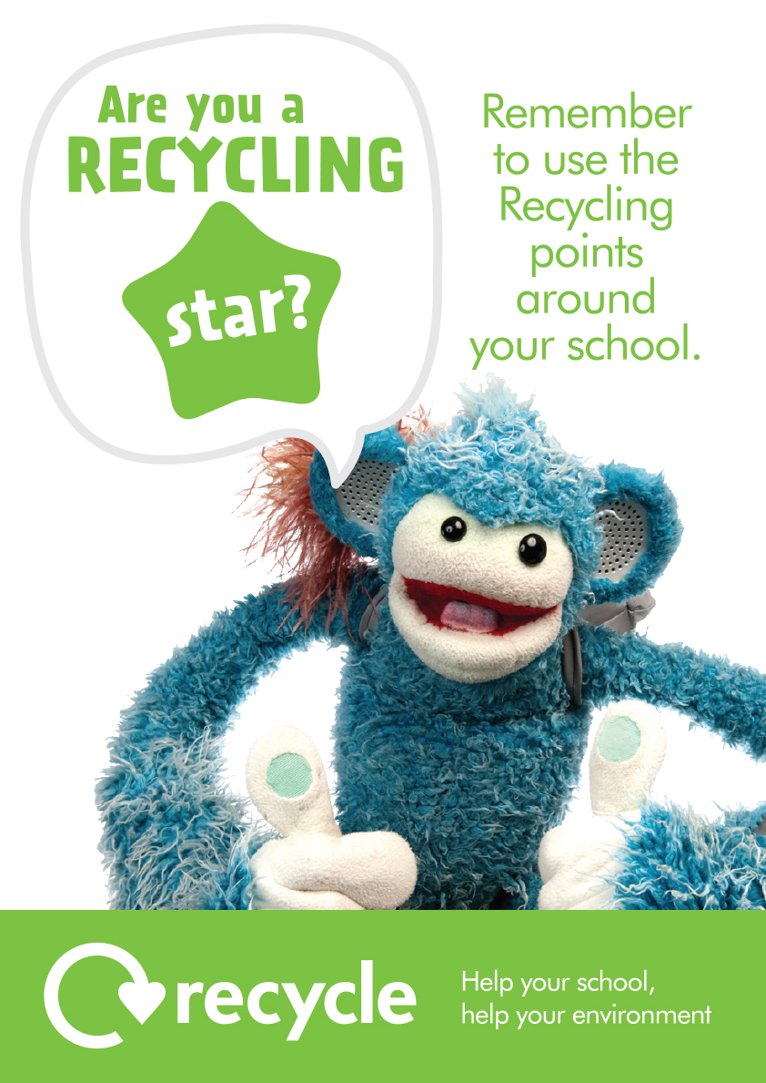 Recycling In Schools Hampshire County Council